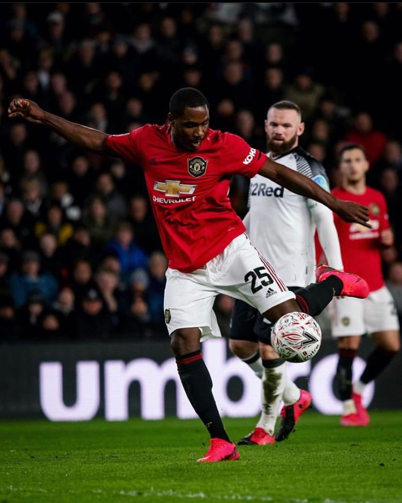 Ighalo: No Manchester United Offer Yet