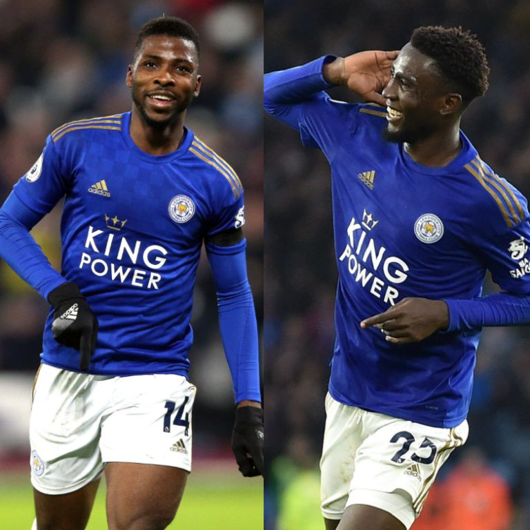 Leicester Vs Villa: Iheanacho Eyes 7th Goal In Seven Games; Ndidi In Top Tackler Race