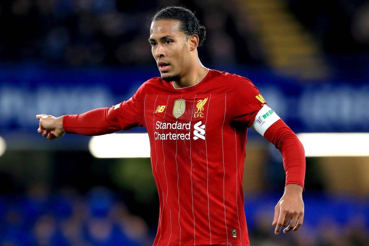 Van Dijk: I Would Be 'Gutted' To See Liverpool Win Title Behind Closed Doors