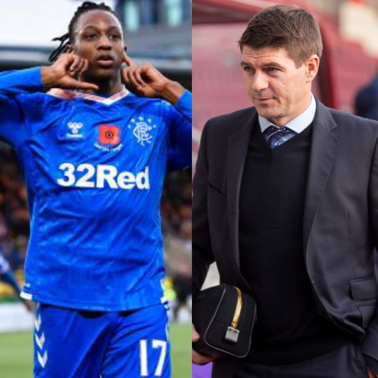 Aribo: I Grew Up As Manchester United Fan; This Won't Amuse Gerrard