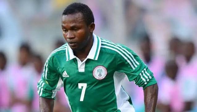 NFF Celebrates Ex-Super Eagles Star Uzoenyi At 32