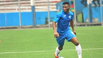 Enyimba Confirm Midfielder Dayo Ojo Kidnapped