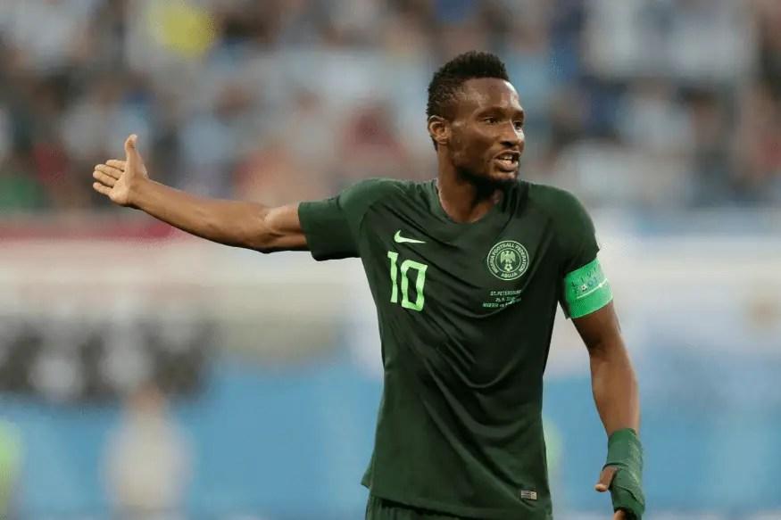 Amokachi:  Mikel Is The Greatest Nigerian Footballer