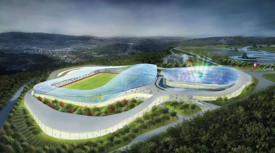 Laliga Business: Spanish Clubs Build  For The Future, Invest In Sports Cities