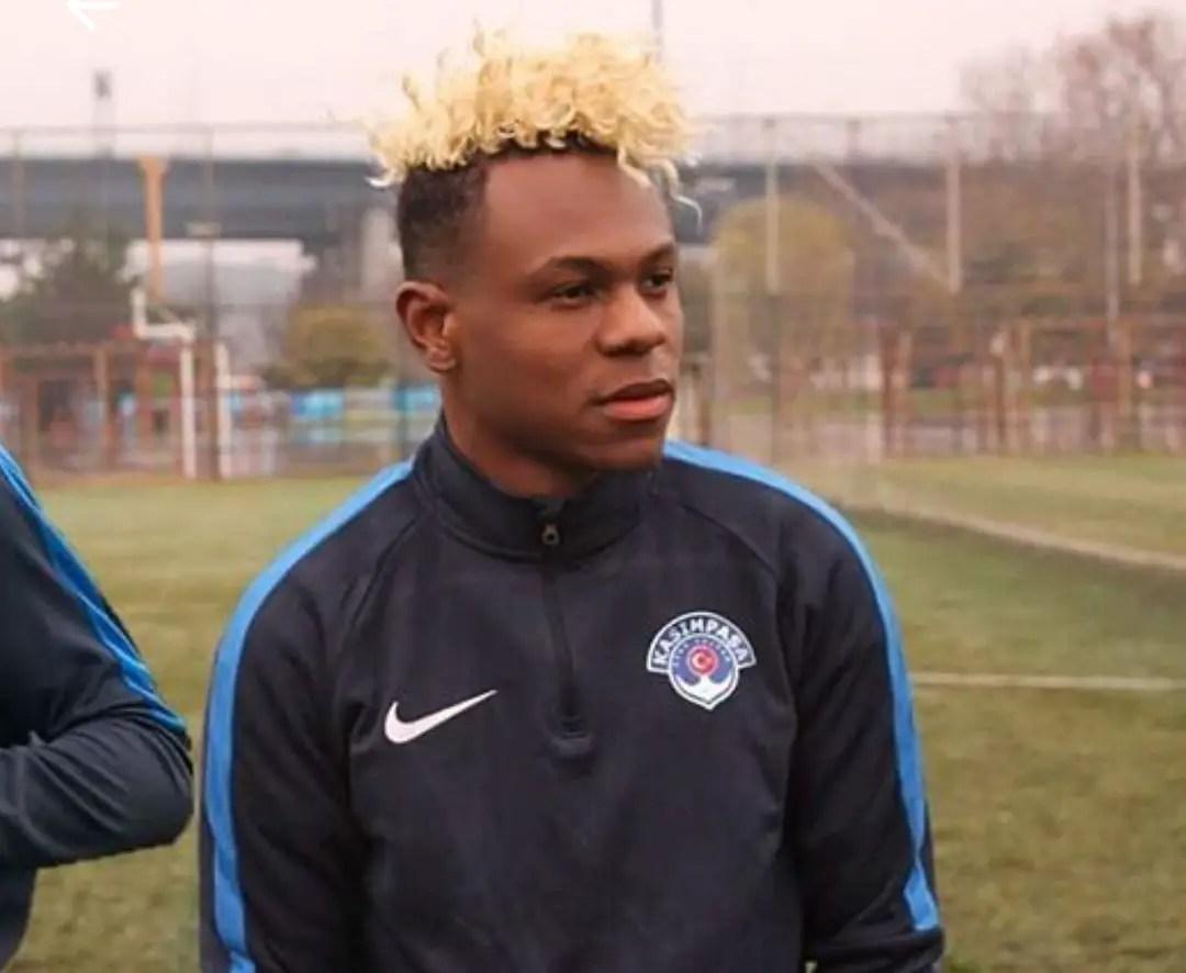 Nigerian Winger  Abbas On RB Leipzig Radar For Switch From Kasimpasa