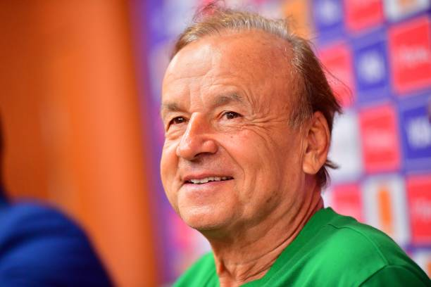 Udeze: Rohr Yet To Do Anything Special As Eagles Coach
