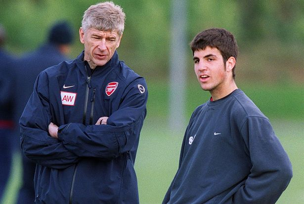 Fabregas Snubs Guardiola; Picks Wenger, Mourinho As Best Coaches He Has Worked With