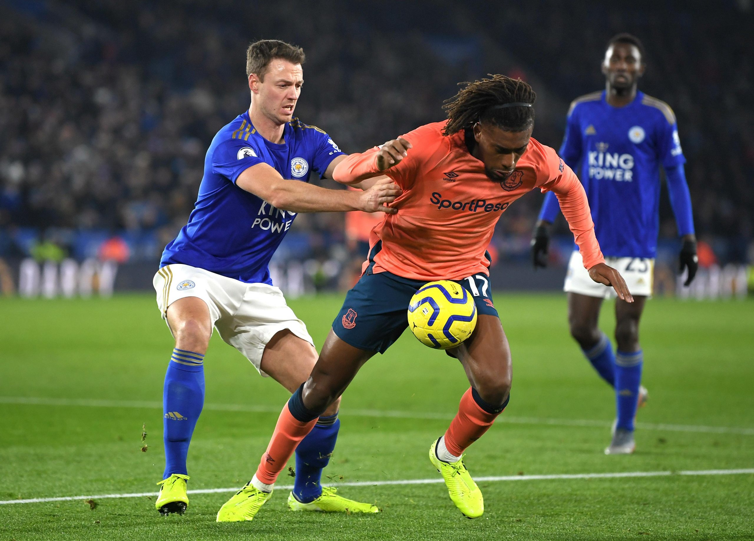 Photo of Iwobi Seeks End To Liverpool's Dominance In Merseyside Derby –