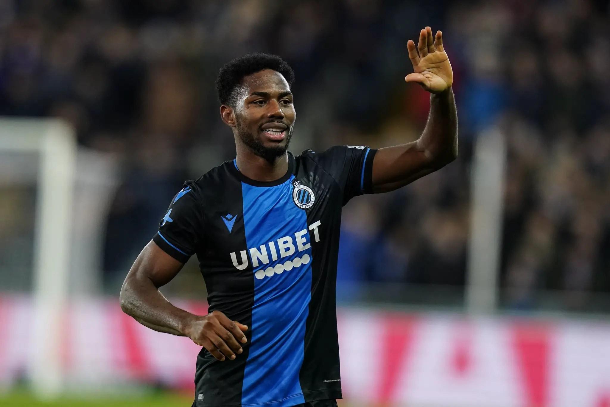 Club Brugge Reject €10m Dortmund Bid For Dennis