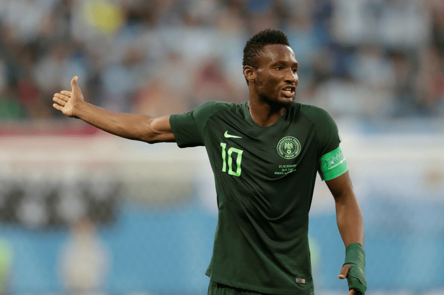 Mikel Set To Join Brazilian Club Botafago