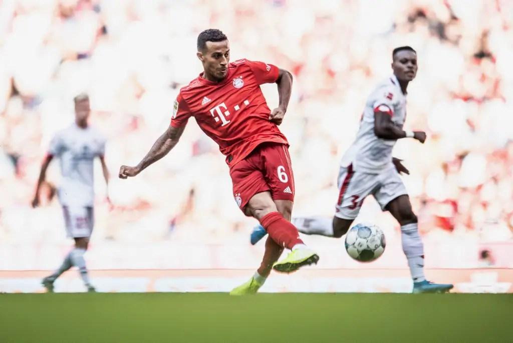 INTERVIEW – Thiago: My Bayern Munich Joys – Awesome Title Race, Goal Vs Mainz 05