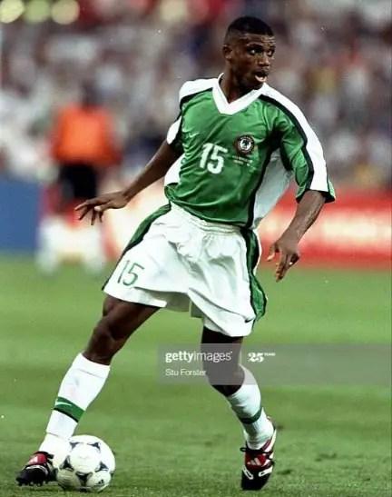 Odegbami: The Perfect Defensive Midfield Player – Ogochukwu!