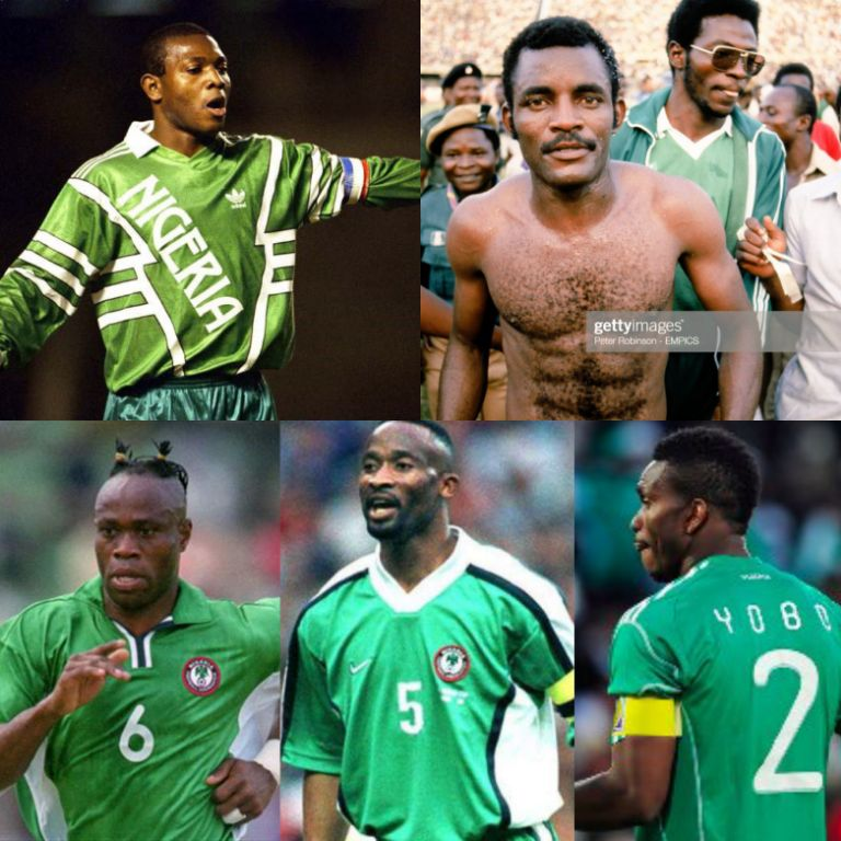 The Greatest Central Defender In 60 Years of Nigerian Football