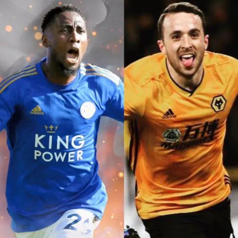 ePremier League: Ndidi Represents Leicester, Faces Wolves' Jota in Last-16