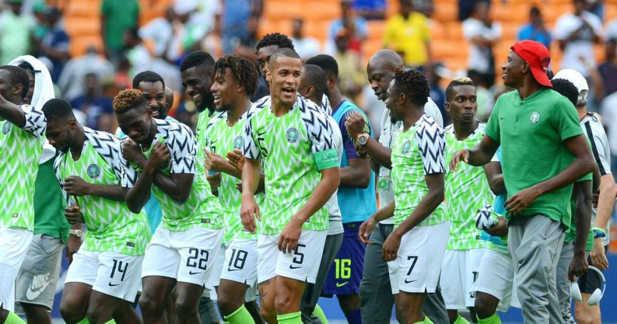 NFF Plans Two Friendllies For Super Eagles In September