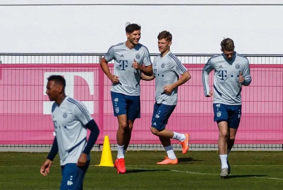 Coronavirus: Bundesliga Set To Resume Season Early May