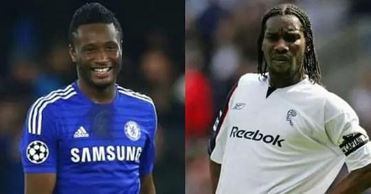 Amokachi: I'll Pick Okocha Ahead Of Mikel In Big Match