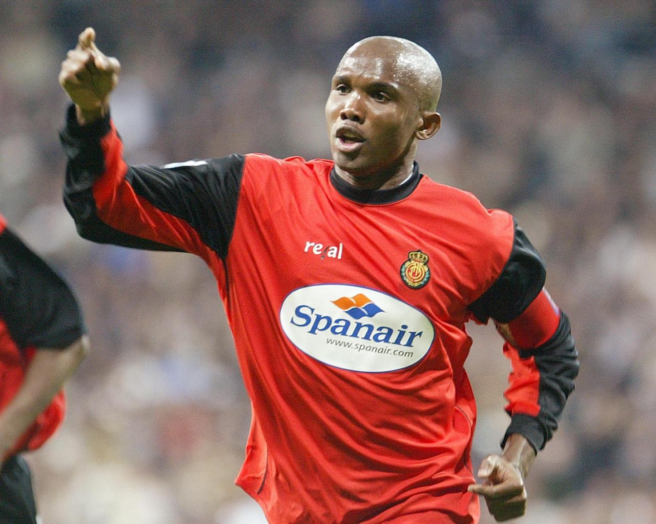 Eto'o And The Tradition of World-Class Strikers At RCD Mallorca