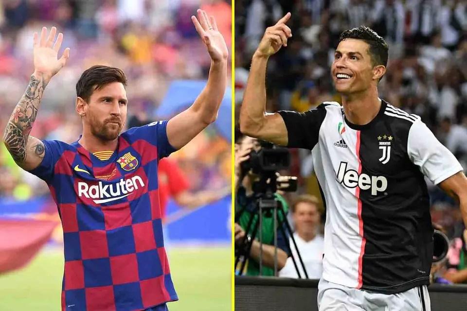 Beckham: Ronaldo Not At Messi's Level