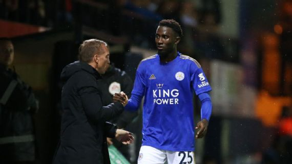 Why Wilfred Ndidi Is Essential To Leicester City's Premier League Title Hopes