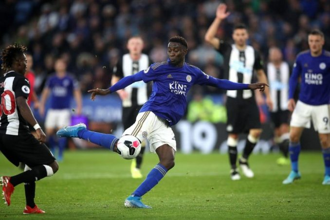 Ex-Spurs Boss, Sherwood: Ndidi Has Brought Energy Back To Leicester