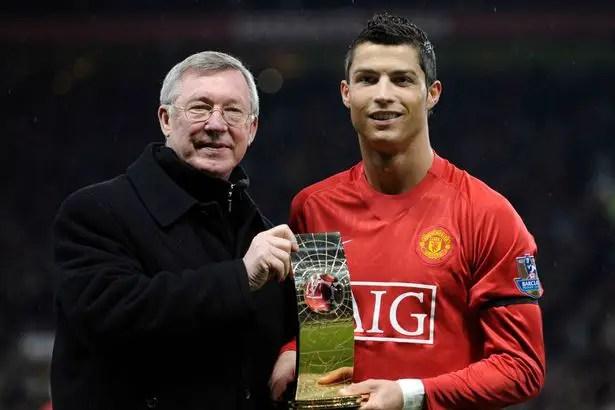 Ferguson Encouraged Barcelona To Sign Ronaldo Ahead of Real Madrid