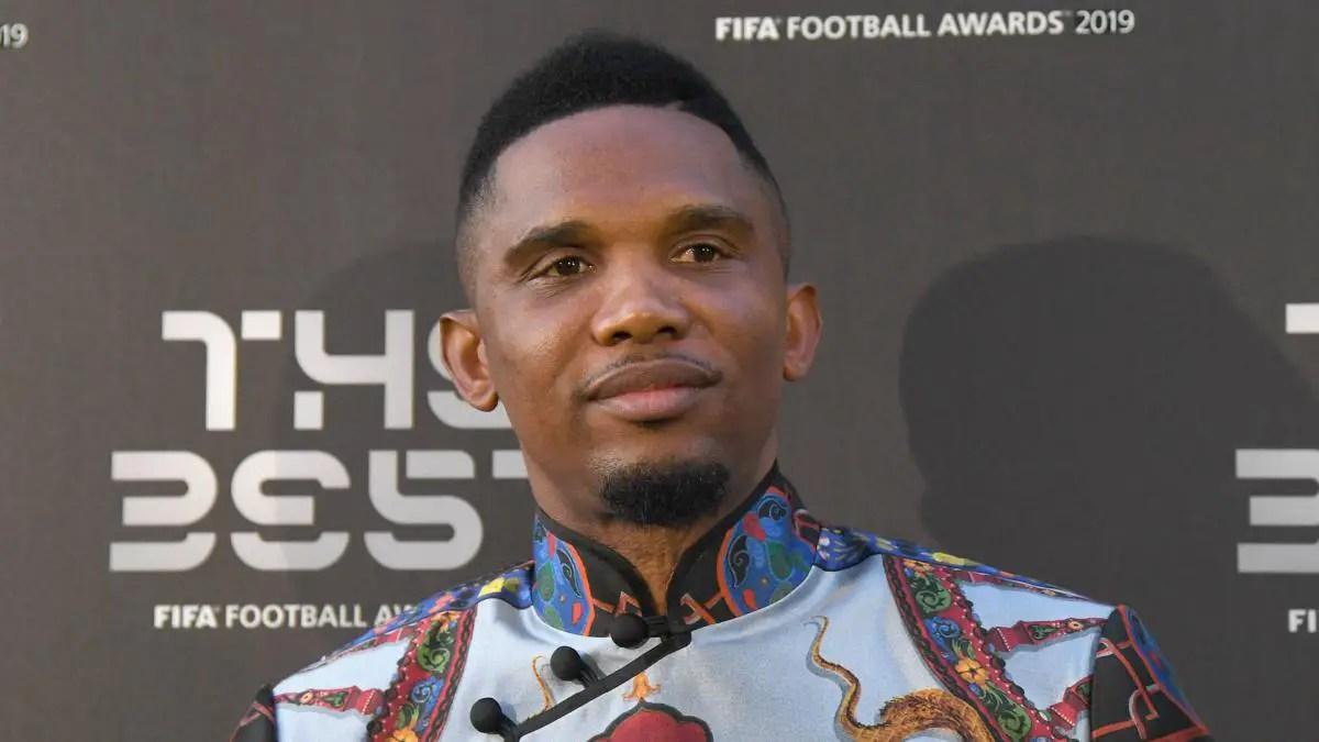 Eto'o Replies El Hadji Diouf Over Greatest African Player Claim