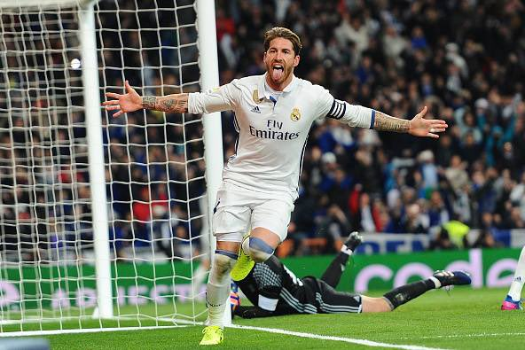 5 Things You Perhaps Didn't Know About Sergio Ramos