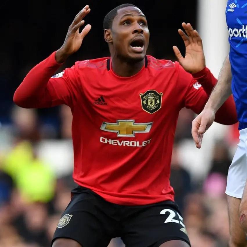 Rashford Congratulates Ighalo On New Man United Contract