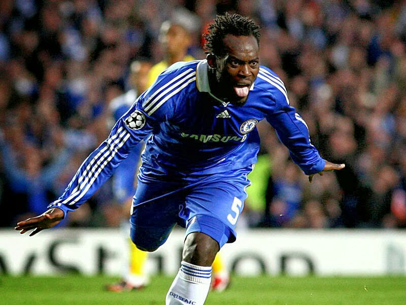 Essien: Drogba Convinced Me To Pick Chelsea Over Manchester United