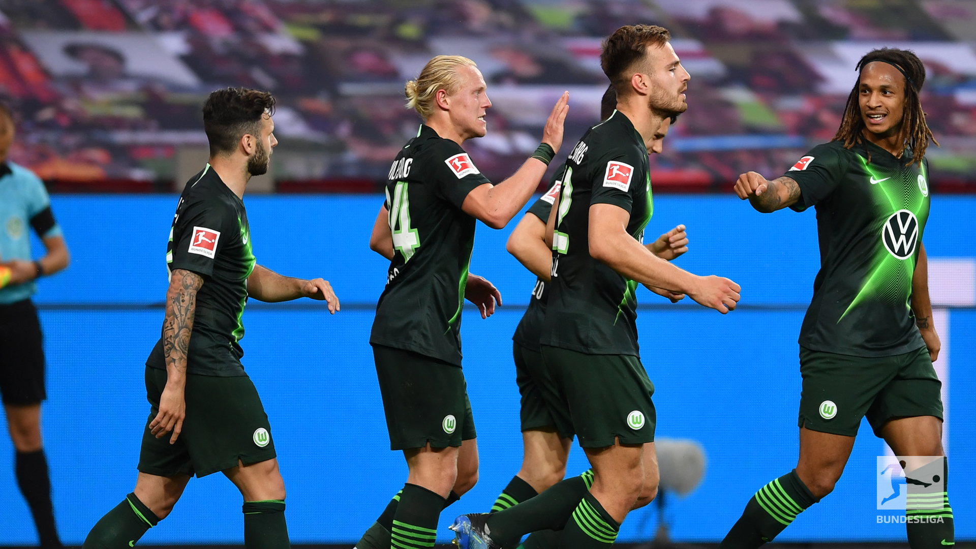 Bundesliga: Wolfsburg End Leverkusen Unbeaten Run; Frankfurt Hold Freiburg In Six-Goal Thriller