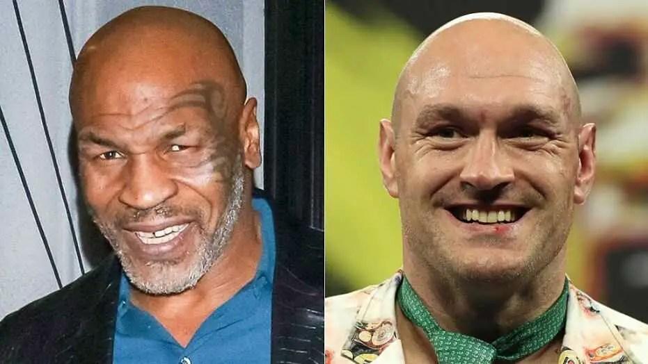 WBC President Backs Fury, Tyson World Title Fight