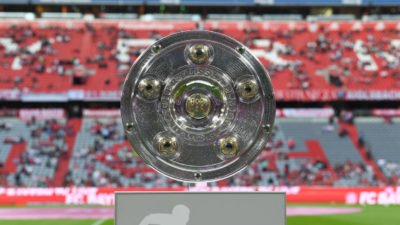 German Government Gives Approval For Bundesliga To Resume May