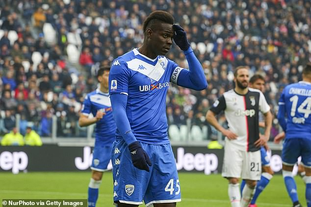 Balotelli Offered £43k-A-Week Deal To Join Besiktas