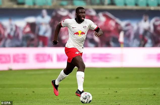 Arsenal Set To Win Race Ahead Of AC Milan For Leipzig Defender Upamecano