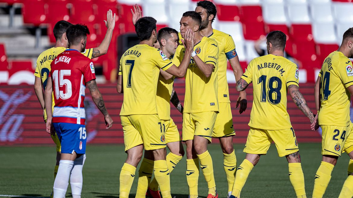 Photo of Azeez Subbed On As Villareal Beat Granada Away To Remain In UCL Qualification Race