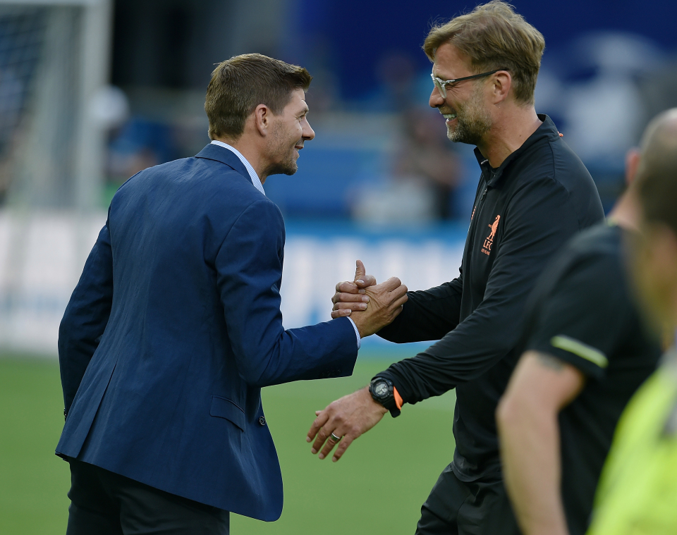 Photo of Gerrard Reds Legend Wants Liverpool To Build Statue For Klopp