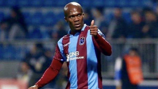 Turkish Cup: Nwakaeme Subbed Off Early As Trabzonspor Beat Fenerbahce Away; Qualify For Final