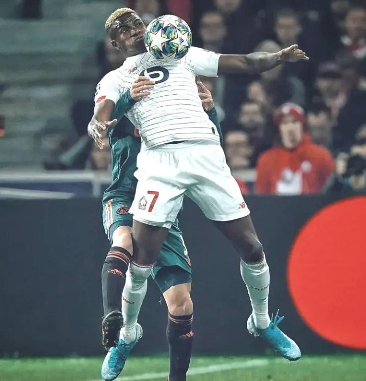 Liverpool Back On Osimhen's Trail, Make U-Turn On Werner