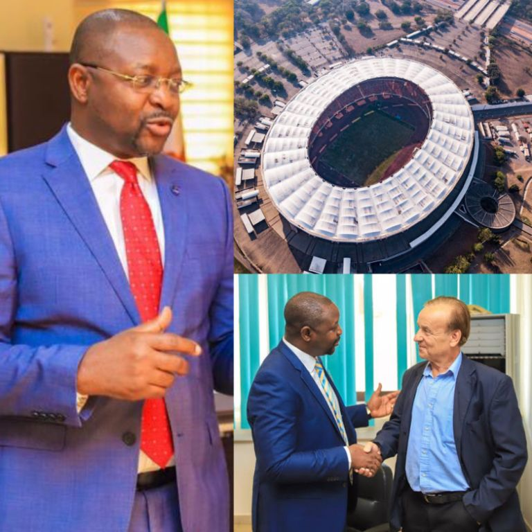 INTERVIEW –  Dare Speaks About Sports Framework During And Post Covid-19; Infrastructure, NFF And Rohr, Lottery Sports