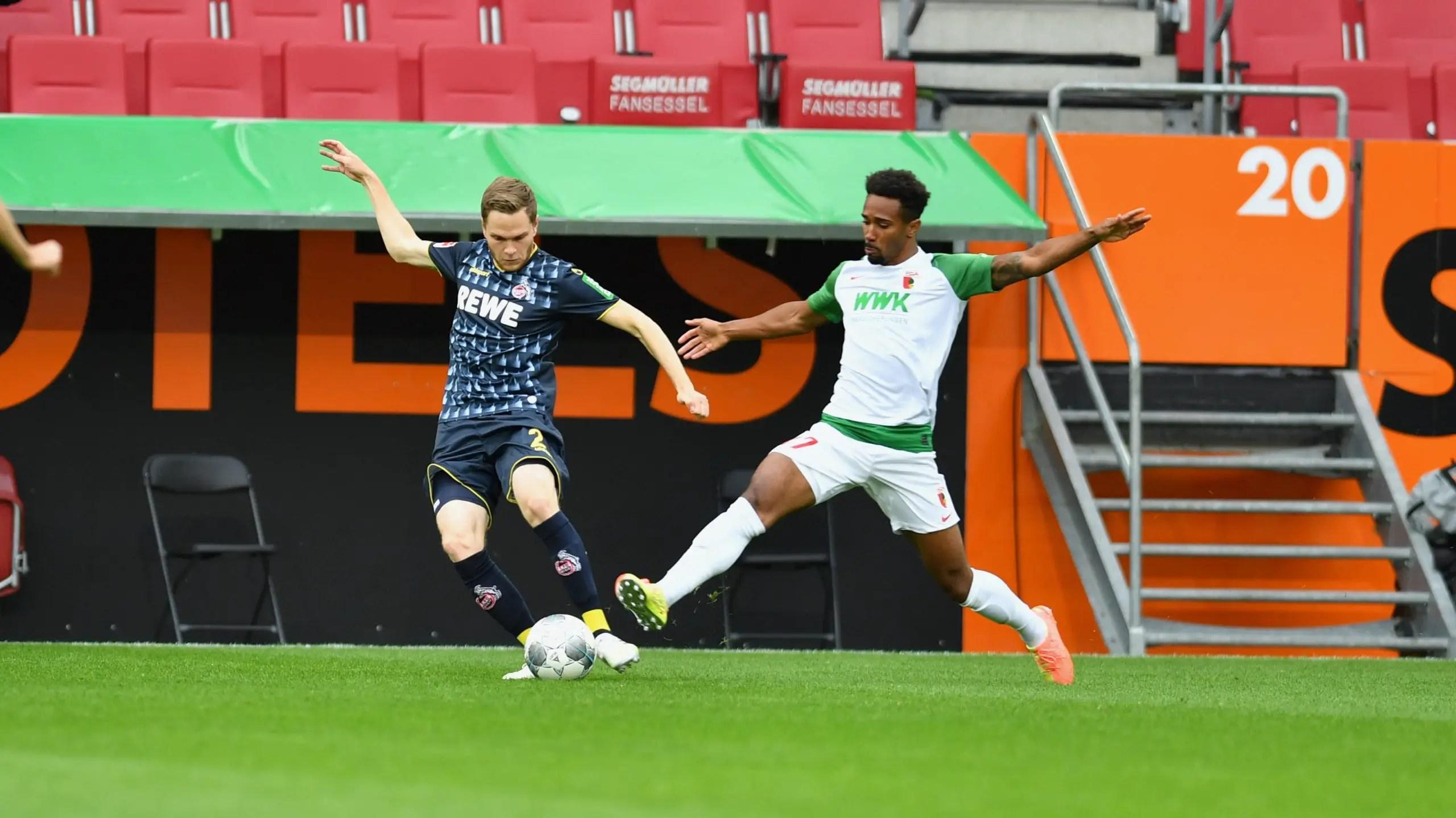 Photo of Sarenren-Bazee Nominated For Augsburg's Man Of The Match Award