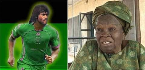 Photo of Sports Minister Dare Pays Tribute To Okwaraji's Mother – Complete Sports