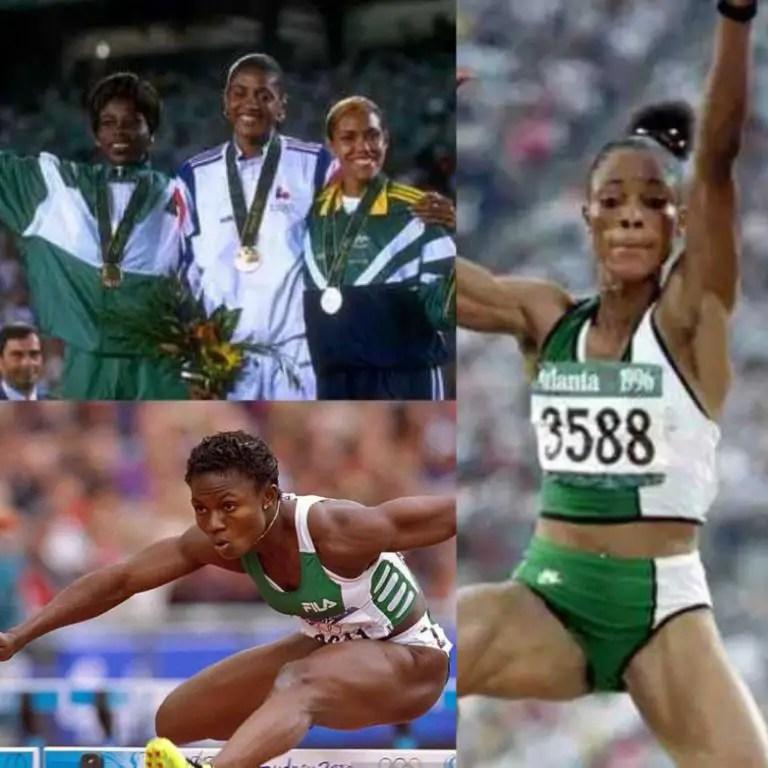 Golden Year Of Nigerian Athletics: 1996 or 1998? — Onyali, Odigbo, Yusuf, Osheku Speak