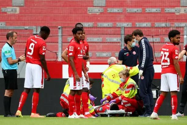 Mainz Boss Beielorzer: Awoniyi Back On His Feet Again