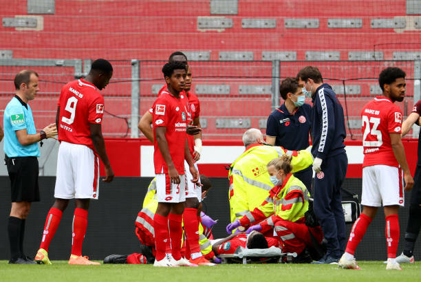 Photo of Mainz Boss Beielorzer: Awoniyi Back On His Feet Again – Complete Sports