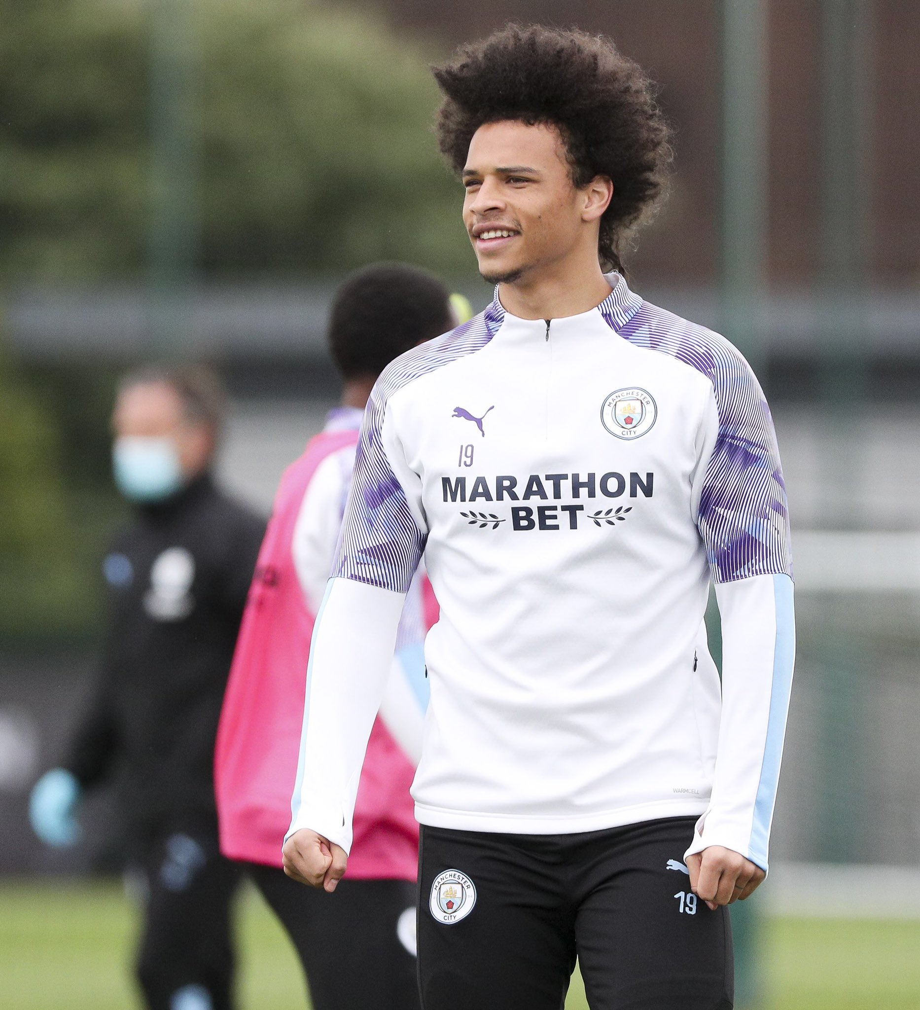 Guardiola Confirms Sane Rejected Man City's New Contract Offer