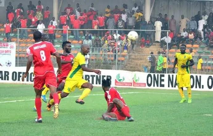 NFF: No Decison Yet On NPFL Season Ending Format