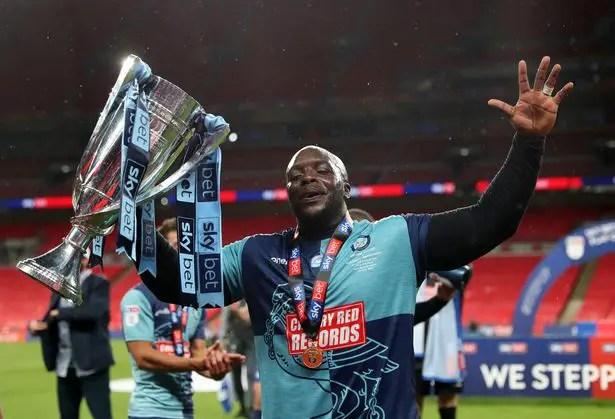 Klopp Congratulates Nigerian Striker Over Wycombe Championship Promotion