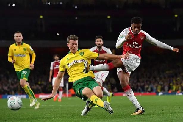 FIFA Fine Arsenal Over Akpom Transfer