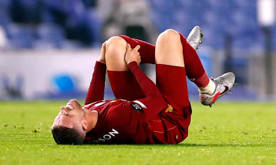 Liverpool Fear Henderson Could Miss Start Of Next Season With Knee Injury